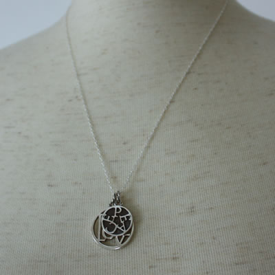 LOVE COIN PENDANT8