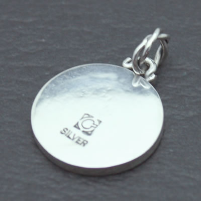 LOVE MINI COIN PENDANT4