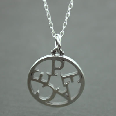 PEACE COIN PENDANT5