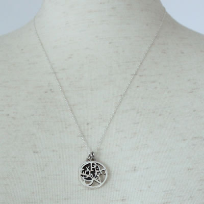 PEACE COIN PENDANT10
